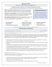 strong words for resumes the top 4 executive resume examples written by a professional