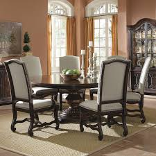 Round Dining Table Sets For 6 Chair Round Mahogany Dining Tables Extra Large Circular And Chairs