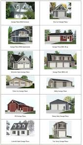 Garage And Shop Plans by 198 Best Garage Plans Images On Pinterest Garage Plans Garage