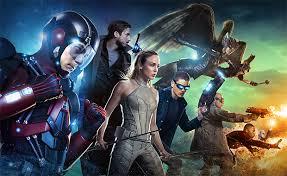 Legends of Tomorrow estreia com grande audiência – Pipoca ...