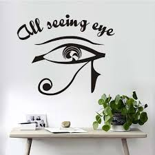 popular create wall decals buy cheap create wall decals lots from big eyes makeup art wall decal vinyl sticker all seeing eye home decor bedroom beauty lashes