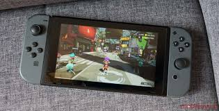 nissan canada back in the game nintendo switch now in stock on amazon canada splatoon 2 is available