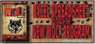 How To Unlock Excel Spreadsheet Akela U0027s Council Cub Scout Leader Training Excel Advancement