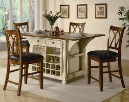 Wine Rack Kitchen Island by Excellent Kitchen Island Table With Storage Kitchen Island Bar
