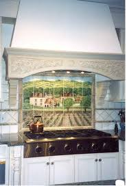 Ceramic Kitchen Backsplash 100 Ceramic Tile Murals For Kitchen Backsplash Interior
