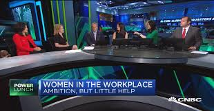 women face a steeper path to leadership in the workplace lean in