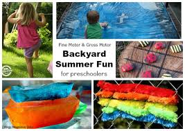 Backyards For Kids by Summer Camp At Home 25 Fun Backyard Kids Activities Where