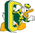 Lady Hump: OREGON DUCKS ~ Drop The Ball