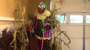 killer clown costume spirit halloween wacky mole clown spirit halloween youtube