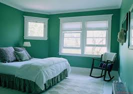 interior charming bedroom design ideas with light gren asian