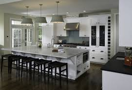 Upper Kitchen Cabinet Ideas Large Kitchen Island With Seating Upper Kitchen Cabinets Modern