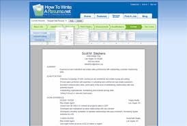 Resume Builders Online by Resume Builder Easily Build A Resume That Demands Attention