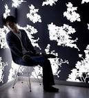 Light-Up Wallpaper » Retail Design Blog