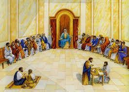 Der PROZESS Jeschua aus jüdischer Sicht -2- >SANHEDRIN < Images?q=tbn:ANd9GcQIkMhAwSq5iZuYWxnkml7w--ypwOtcuF-m6NsTMovG9l7pbeKy5A