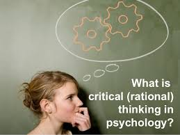 Critical Thinking and Behaving Skills Questions to ask you children and yourself to develop intellectual