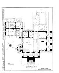 Castle Floor Plan by Floor Plans Belle Grove Plantation Mansion White Castle Louisiana