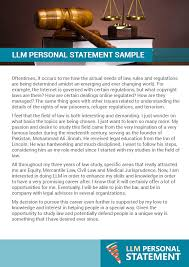 How to Write the Perfect Personal Statement  Write powerful essays for law   business