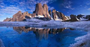 montañas hermosas