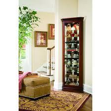 Furniture Kitchen Cabinet Curio Cabinet Corner Kitchen Curio Cabinet Frightening Image