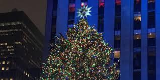 the rockefeller center christmas tree goes live