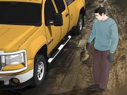 nissan altima 2005 stuck in park 3 ways to drive in the mud wikihow