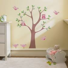 Bedroom Wall Decals Trees Decorating Ideas Beautiful Image Of Kid Bedroom Decoration