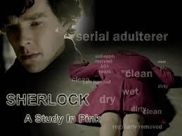 Sherlockathon   A Study in Pink