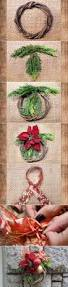 Homemade Christmas Decorations by 17 Diy Christmas Wreaths Simple And Creative Decorations