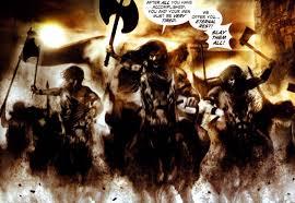 Gods Of War by Barbarians God Of War Wiki Fandom Powered By Wikia