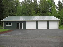 metal garage with apartment above cost metal garage with