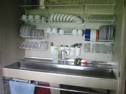 Best  Dish Drying Racks Ideas On Pinterest Traditional Dish - Kitchen sink dish rack