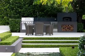 Garden Kitchen Design by Peter Fudge Classic French Garden Landscape Design And