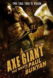 Gã Khổng Lồ Hung Tợn - Axe Giant: The Wrath of Paul Bunyan (2013)