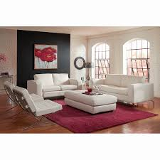 Leather Living Room Sets Sale by Casino Cocktail Ottoman Value City Furniture Home Style