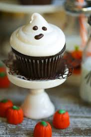 Halloween Cakes Easy by Easy Ghost Cupcakes Video What Should I Make For