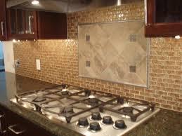 Kitchen Backsplash Cherry Cabinets by Granite Backsplash Design Ideas