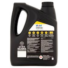 mobil delvac 15w 40 heavy duty diesel oil 1 gal walmart com