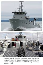 Crews aboard naval vessels benefit from having a stable operating platform to help carry out their specialized missions with optimal safety and efficiency  MarineLink