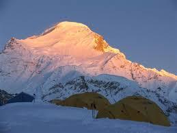 Spedizione al Cho Oyu, Aldo Leviti in solitaria ai 7200 mt del campo 2