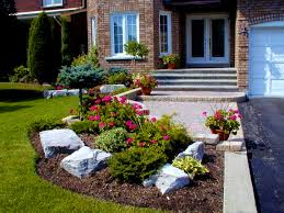 Fall Landscaping Ideas by Bedroom Charming Ideas About Front Yard Landscaping Out Grass