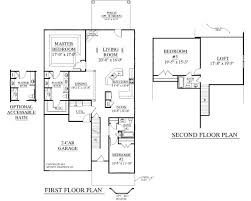 2 bedroom house plans with master suites wingplanshome ideas
