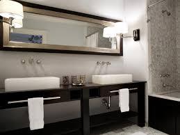 victorian bathroom mirror decor ideas with bathtub pertaining to