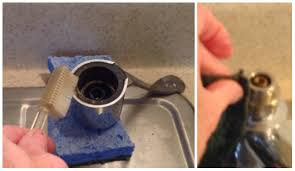 Moen Kitchen Faucet Replacement Replacing A Moen 1225 Kitchen Faucet Cartridge Let U0027s Tap That