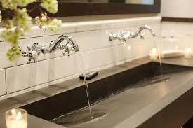 bathroom sink double trough bathroom sink lavatory sink new