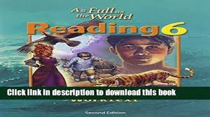 download as full as the world reading 6 for christian schools