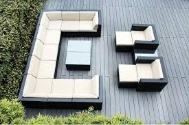 Wicker Outdoor Furniture Sets by Genuine 29 Piece Ohana Wicker Patio Furniture Set Outdoor