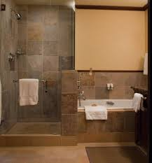 Bathroom Shower Design by Pros And Cons Of Having Doorless Shower On Your Home