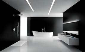 Decorating Bathroom Walls Ideas by Extraordinary Modern Bathroom Wall Paint Ideas