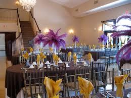 Eiffel Tower Vases Centerpieces Candi U0027s Floral Creations Feather Wedding Centerpiece