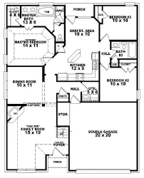 3 Bedroom House Designs Pictures 100 2 Bedroom Ranch House Plans 3 Bedroom House Plan With